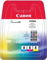 Canon CLI-8 MultiPack (C/M/Y)