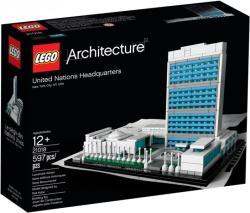 LEGO Architecture - Az ENSZ-székház (21018)