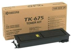 Kyocera TK-675 Black (1T02H00EU0)