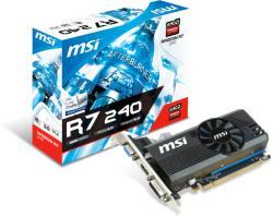 MSI Radeon R7 240 2GB GDDR3 128bit PCIe (R7 240 2GD3 LP)