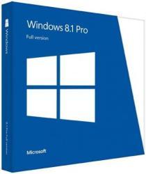 Microsoft Windows 8.1 Pro 32/64bit ROU FQC-07348