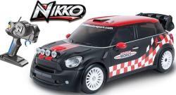Nikko Mini Countryman WRC autó 1:16