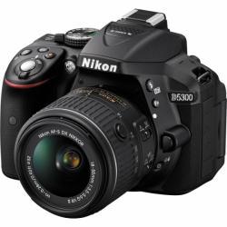 Nikon D5300 + 18-55mm VR (VBA370K001)