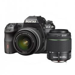 Pentax K-3 + 18-55mm DAL WR + DAL 50-200mm WR