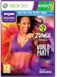 Majesco Zumba Fitness World Party (Xbox 360)