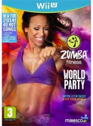 Majesco Zumba Fitness World Party (Wii U)
