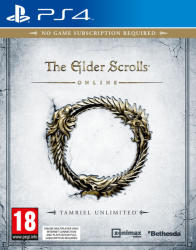 Bethesda The Elder Scrolls Online Tamriel Unlimited (PS4)