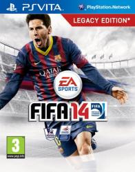 Electronic Arts FIFA 14 [Legacy Edition] (PS Vita)