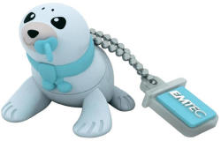 EMTEC Baby Seal M334 8GB USB 2.0 ECMMD8GM334