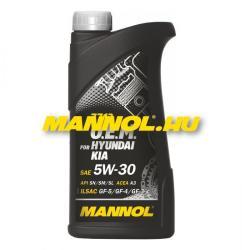 MANNOL 7713 OEM for Hyundai Kia 5W30 (1L)