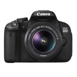 Canon EOS 650D + 18-55mm DC III (AC6559B091AA)