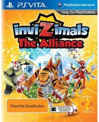 Sony InviZimals The Alliance (PS Vita)