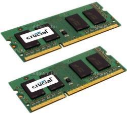 Crucial 8GB (2x4GB) DDR3 1600MHz CT2C4G3S160BMCEU