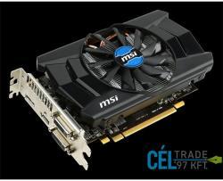MSI Radeon R7 260X OC 2GB GDDR5 128bit PCIe (R7 260X 2GD5 OC)