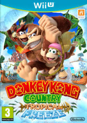 Nintendo Donkey Kong Country Tropical Freeze (Wii U)