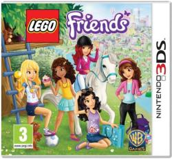 Warner Bros. Interactive LEGO Friends (3DS)