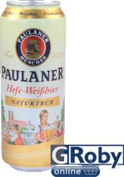 Paulaner Hefe-Weissbier 5.5% 0.5l - dobozos sör