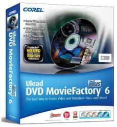 Corel DVD MovieFactory 6 Plus