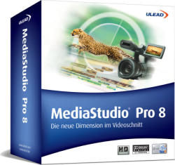 Corel MediaStudio Pro 8