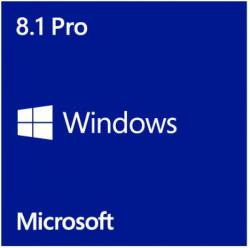 Microsoft Windows 8.1 Pro 64bit ENG 4YR-00181