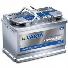 VARTA PROFESSIONAL 12V 70/760A