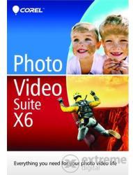 Corel Photo Video Suite X6 PVSX6IEMBEU