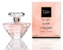 Lancome Tresor Eau Legere Sheer EDT 50ml