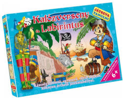 Dohány Játszva tanulni: Kalózverseny és Labirintus (619-1)