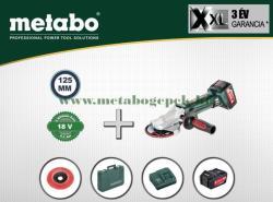 Metabo WF-18LTX-125