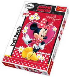 Trefl Minnie egér 260 db-os (13139)