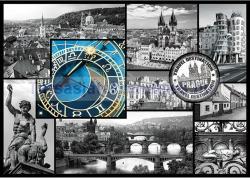 Trefl Prága kollázs 1000 db-os (10346)