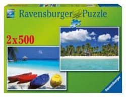 Ravensburger Strand 2x500 db