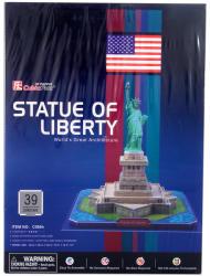 Shantou A New York-i Szabadság szobor 3D 39 db