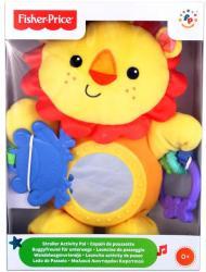 Mattel Nagy babakocsi oroszlán