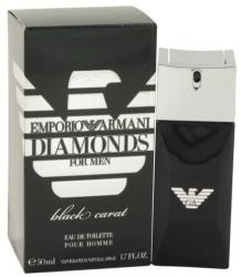 Giorgio Armani Emporio Armani Diamonds Black Carat pour Homme EDT 50ml