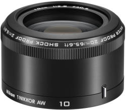 Nikon 1 NIKKOR AW 10mm f/2.8 (JVA103DA)