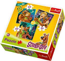 Trefl Scooby-Doo: Scooby és Bozont 3 az 1-ben (34145)