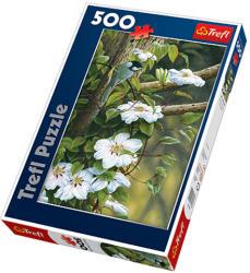 Trefl Cinege a virágok közt 500 db-os (37166)