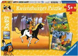 Ravensburger Yakari 3x49 db