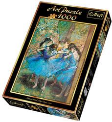 Trefl Edgar Degas: Kék táncosok 1000 (10361)