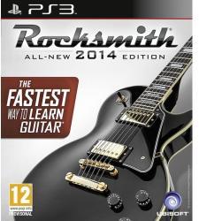 Ubisoft Rocksmith 2014 (PS3)
