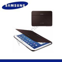 Samsung Book Cover for Galaxy Tab 3 10.1 - Brown (EF-BP520BAEGWW)