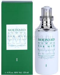 Molinard Homme I EDT 120ml