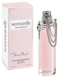 Thierry Mugler Womanity Eau Pour Elles (Refillable) EDT 50ml