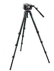 Manfrotto Pro Single CF Kit 100