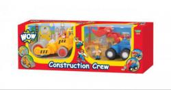 WOW Toys Combo Pack - Építkezés
