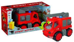 Simba BIG Power létrás tűzoltóautó