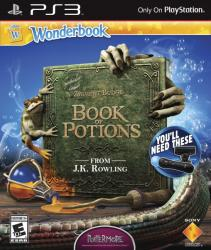 Sony Wonderbook Book of Potions (PS3)