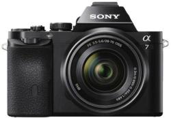 Sony Alpha 7 ILCE-A7K + 28-70mm