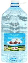 Alcalina Természetes lúgos forrásvíz pH8.8 6.2l